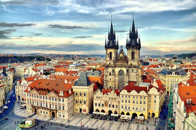 Super wycieczka do Pragi       20 – 22.10.2017